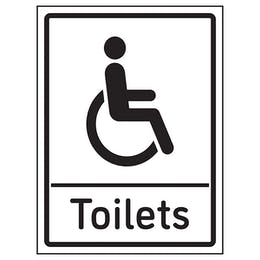 Disabled Toilets