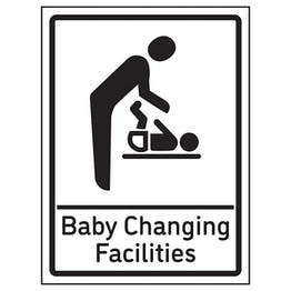 Baby Changing Facilities - Portrait