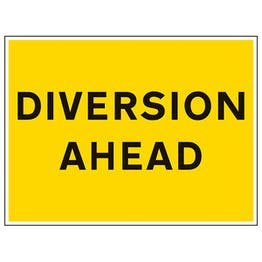 Diversion Ahead