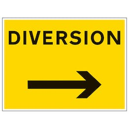 Diversion Arrow Right