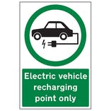 Electric Vehicle Recharge Point