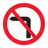 No Left Turns