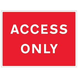 Access Only