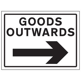 Goods Outwards Arrow Right