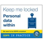 Keep Me Locked Personal Data Within