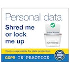 Personal Data Shred Me Or Lock Me Up