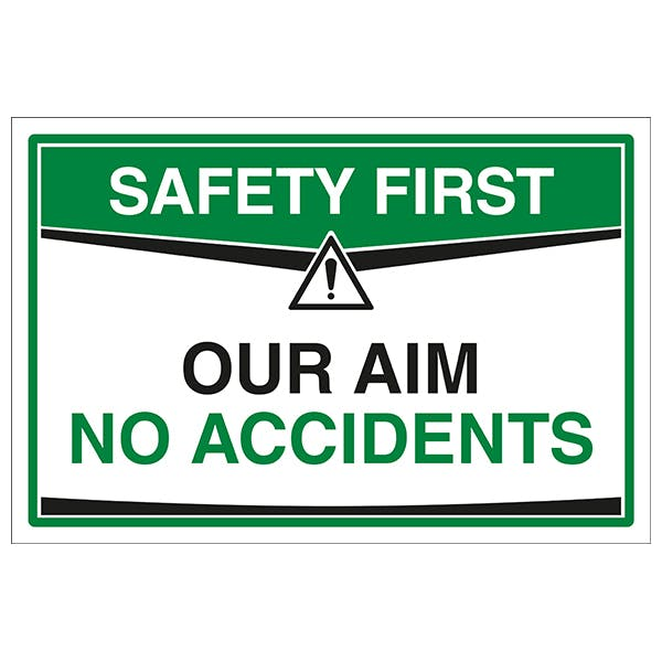 Our Aim Is No Accidents