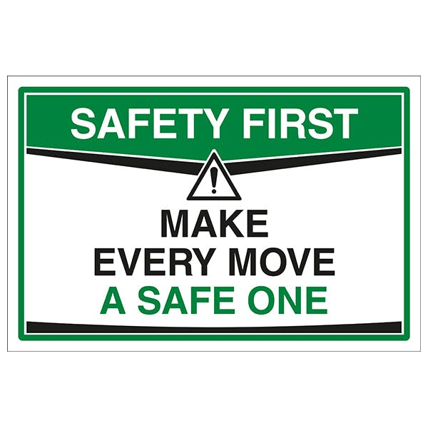 Make Every Move A Safe One