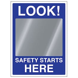 Look! Safety Starts Here