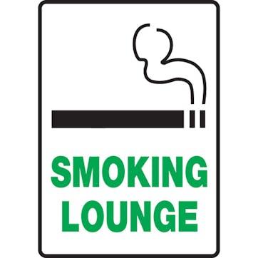 Smoking Lounge W/Graphic