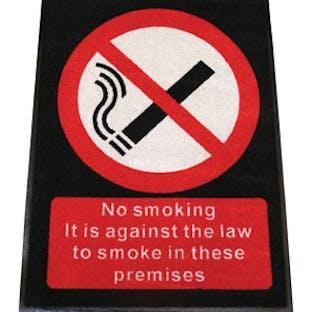 No Smoking Mat
