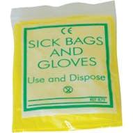 Sick Bag Packs