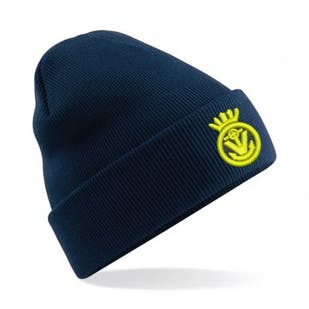 MVS Embroidered Beanie Hat
