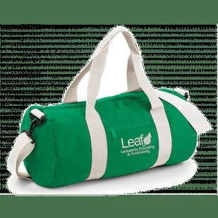 Leaf Charity Gym Bag