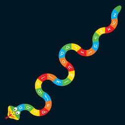 Alphabet Caterpillar & Dragon Markings