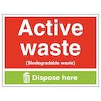 Active & Hazardous Waste