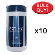 Active 70% Alcohol Equipment Wipes Bulk Buy