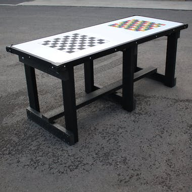 Junior Activity Tables