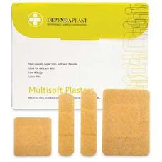 Dependaplast Multi Soft Plasters