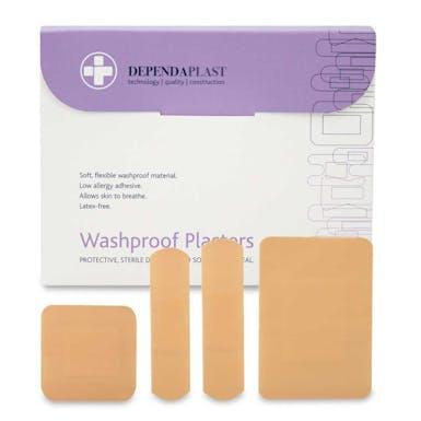 Dependaplast Sterile Washproof Plasters