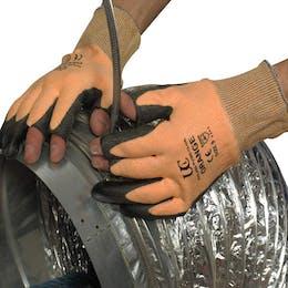UCI Kutlass PU300 3 Finger Polyurethane Coated Gloves