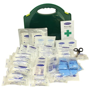 BS8599-1:2019 Workplace First Aid Kits In Modern Cases