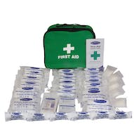 HSE Compliant First Aid Kits In Soft Carry Cases