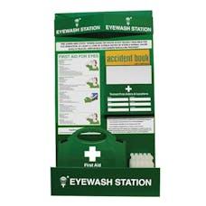 Workplace Eye Wash Station