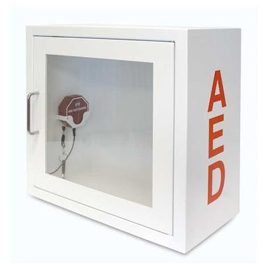 Alarmed AED Cabinet