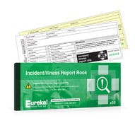 School Incident Reporting Form Pad