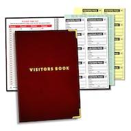 GDPR Compliant Visitor Book