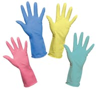 Standard Household Rubber Gloves