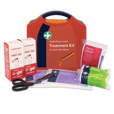 Hydrofluoric Acid Treatment Kit