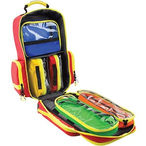 Colour Coded Emergency Backpack