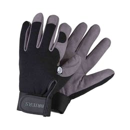 Briers Leather Reinforced Gardening Gloves