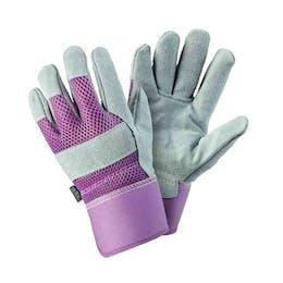Briers Ladies Rigger Lavender Gloves