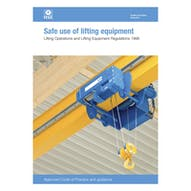 Safe Use of Lifting Equipment, L113