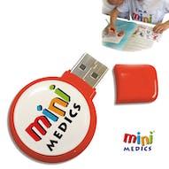 Mini Medics® USB First Aid Training Package