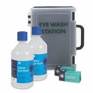 Eyewash Station With Carry Handle