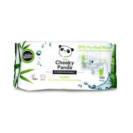 Cheeky Panda Anti-Bacterial Bamboo Multi Surface Wipes