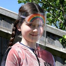 Kidsafe Protective Face Visors