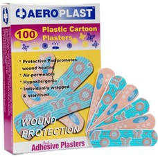 Aero Healthcare Children`s Plasters