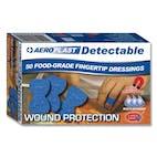 Aeroplast Blue Sterile Fingertip Plasters