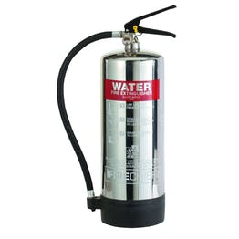 6L Stainless Steel Water Fire Extinguisher