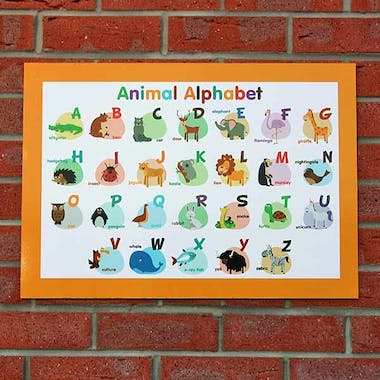 All Weather Playground Boards