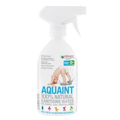 Aquaint 100% Natural Sanitising Water