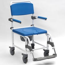 Aston Shower/Commode Chair