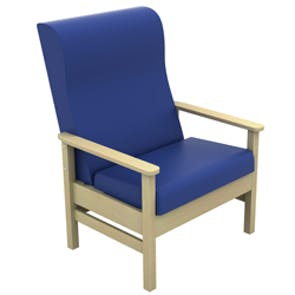 Atlas High Back 40st Bariatric Arm Chair