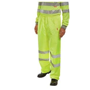 B-Seen Hi-Vis Traffic Trousers