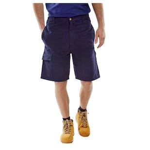 Beeswift Click Cargo Pocket Shorts